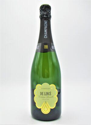 Champagne brut Comtesse Danielle - De Lince