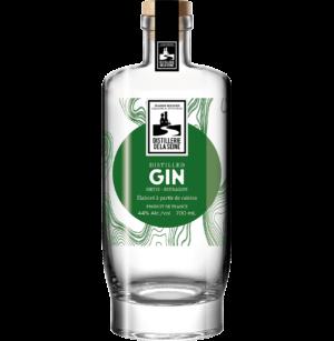 Gin normand Distillerie de la Seine LH le havre