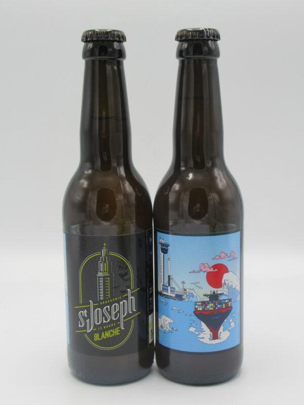 biere normandie lehavre lh saint joseph blanche yuzu cosmo 33cl scaled