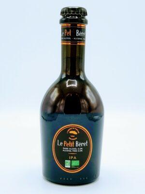 biere sans alcool bio ipa petit beret 33cl 1 2 scaled