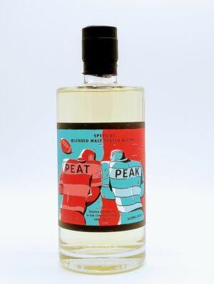 blended malt scotch whisky peat peak jean boyer 70cl 2 scaled