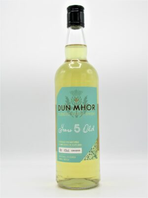 blended scotch whisky dun mohr 5 ans 70cl nb 1 scaled