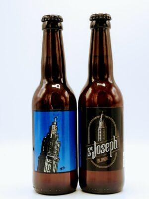 brasserie biere saint joseph blonde yvesboistellle 2b 33cl