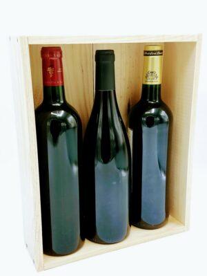 caisse bois 3 bouteilles 2 scaled