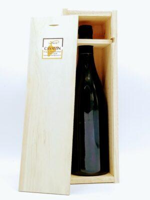 caisse bois a garnir 1 bouteille 75cl 1 scaled