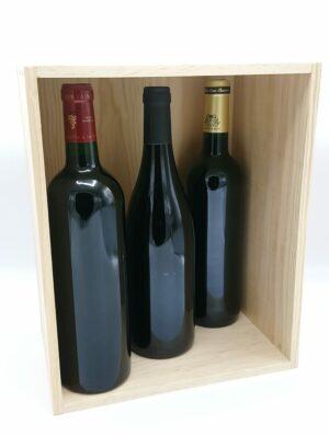 caisse bois a garnir 6 bouteilles 75cl e1546177520359 1 scaled