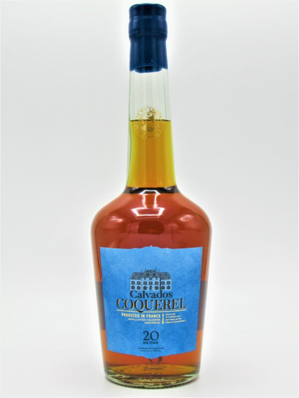 calvados 20 ans years domaine du coquerel 70cl 2 scaled