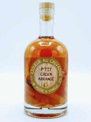 calvados arrange poire vanille liqueur 50cl 1 scaled