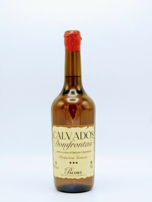 calvados domfrontais 3 etoiles domaine pacory 70cl2 1 scaled