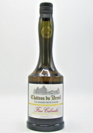 Calvados Pays d'Auge Fine Chateau du Breuil