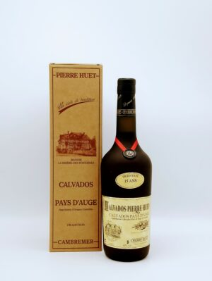calvados pierre huet tradition 15 ans 70cl21 2 scaled