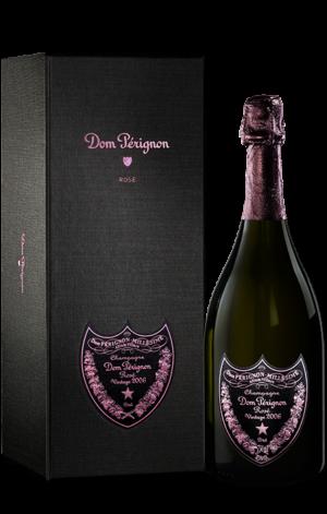 champagne Dom Perignon Vintage Rose 2006 75