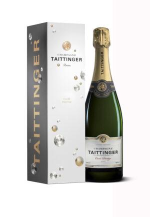 champagne Taittinger Cuvee Prestige etui 75cl 1