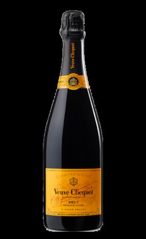champagne brut Veuve clicquot Reserve cuvee 75cl