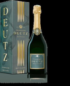 champagne brut deutz classic 75cl