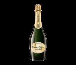champagne brut perrier jouet grand brut 75cl nue 1