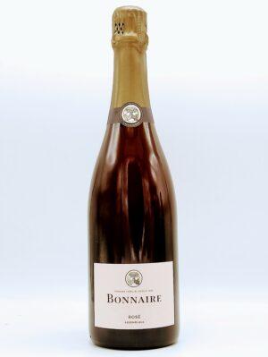 champagne brut rose recoltant bonnaire assemblage 75cl 1 scaled
