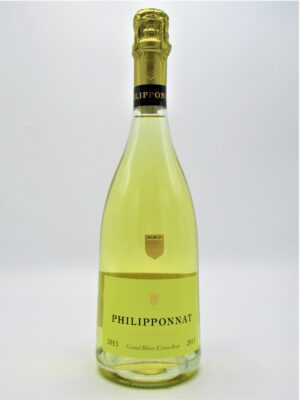 Champagne Extra Brut Grand Blanc Philipponnat 2013