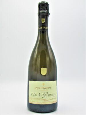 Champagne Grand Cru Extra Brut Blanc de Noirs Clos des Goisses Philipponnat 2011