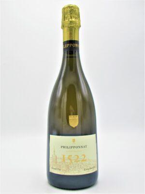 Champagne Extra Brut Grand Cru Cuvée 1522 Philipponnat 2013