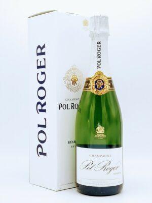 champagne pol roger brut reserve 75cl2 1 scaled