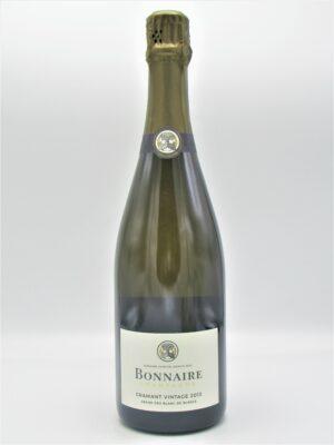 champagne recoltant blanc de blancs grand cru cramant bonnaire vintage 2013 75cl scaled