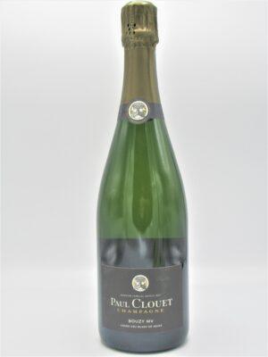 champagne recoltant blanc de noirs grand cru brut paul clouet bouzy 75cl scaled