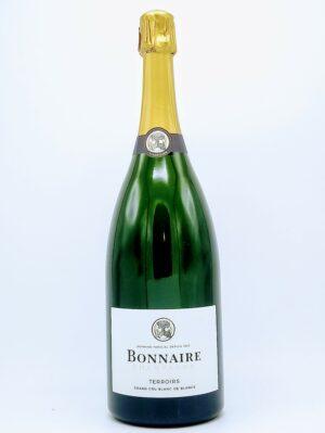 champagne recoltant grand cru cramant blanc de blancs bonnaire magnum 150cl 1 scaled