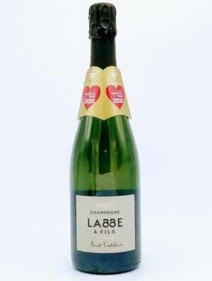 champagne recoltant labbe 1er cru brut tradition 75cl 1 scaled