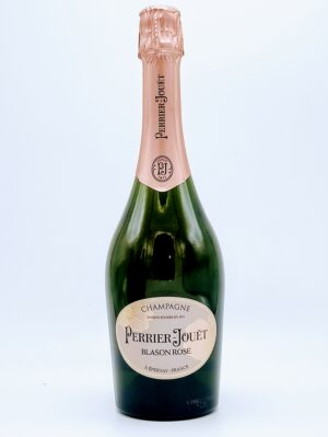 champagne rose perrier jouet blason rose 75cl 1 scaled