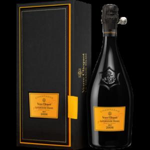 champagne veuve clicquot la grande dame 2006 coffret luxe 2