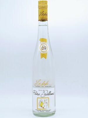 eau de vie alsace poire williams distillerie hepp 70cl 2 scaled