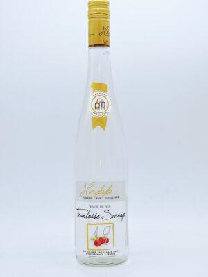 eau de vie framboise sauvage distillerie hepp 70cl 2 scaled