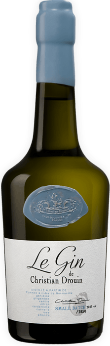 gin france normandie le gin drouin christian 70cl 1