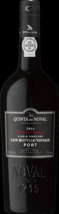 porto late bottled vintage unfiltered 2014 quinta do noval 75cl lbv 1